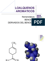58914350 Ciclo Alquenos y Aromaticos REACCIONES