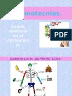 Mnemotecnias SESION 3