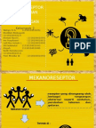 Mekanoreseptor (telinga)