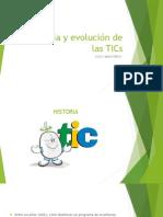 historiayevolucindelastics-140423173916-phpapp01