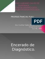 Clase Ix Encerado de Diagnóstico