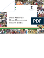 PM Rural Development Fellowship