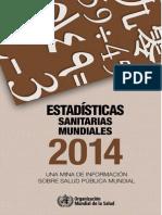 DATOS ESTADISTICOS MUNDIAL