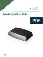 Seagate Central User Guide Us
