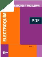 Electroquímica Cuestiones y Problemas