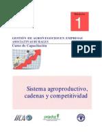 GESTIÓN DE AGRONEGOCIOS
