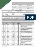 Daily Drilling Report YPFB Chaco SA # 32 2014 11 11