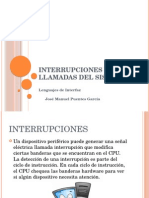 interrupcionesyllamadasdelsistema-130829190942-phpapp02