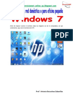 Configurar Una Red en Windows 7