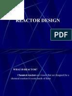 Reactor Presenation
