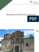 Atentado Al Patrimonio Cultural