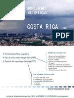Regiones climáticas de Costa Rica