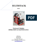 Operation & Maintenance Turbo