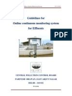CPCB Effluent Real Time Monitoring