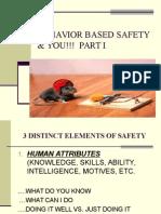 Behavior Based Safety i