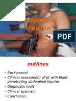 Abdominal Trauma ssw