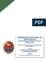 Informe - Fundamentos de Lazo de Corriente 0-20 Ma - MMV