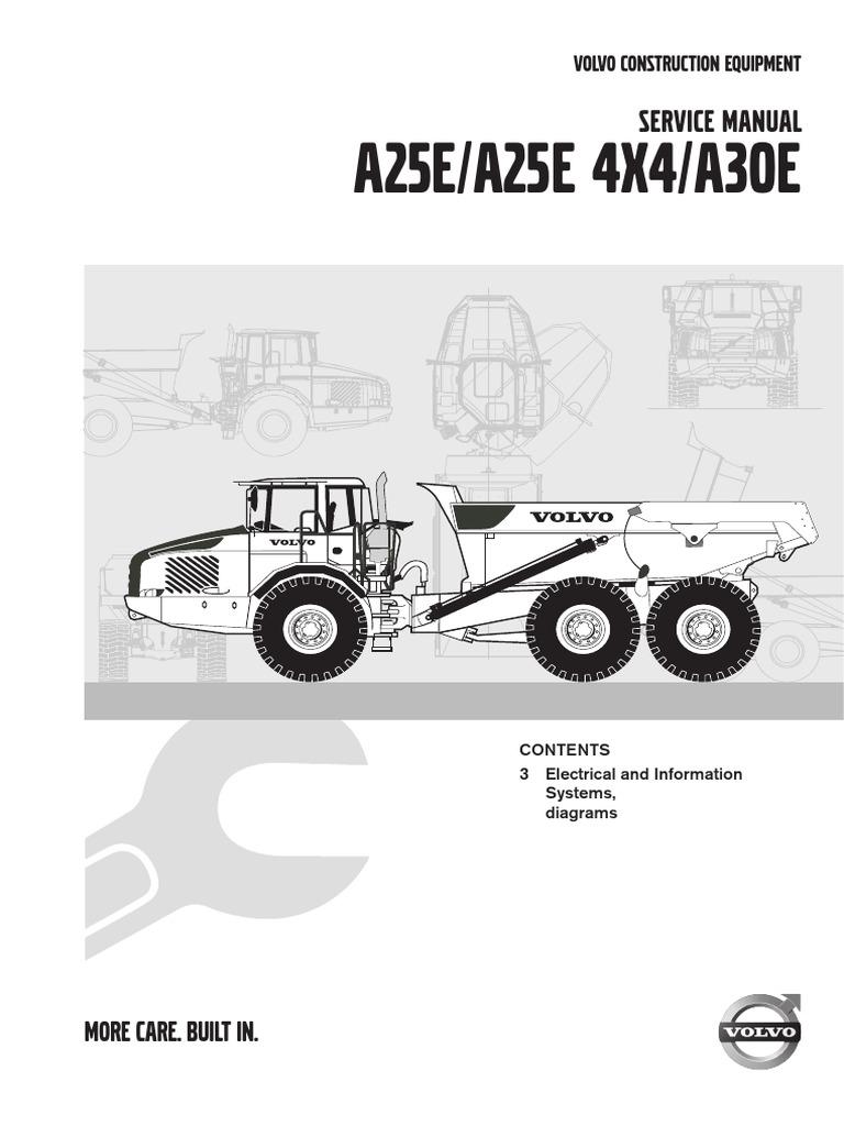 Wiring Diagrams A25e A30e