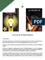 La Mafia Médicale & « Le Procès de La Mafia Médicale »