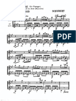 By Guitop - Schubert - 2 Little Duets for Guitar - Sheet Scores Partitions Spartiti Chitarra Guitare Classique Classical Spanish