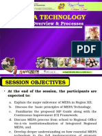 Session 1_mepa Overview & Processes