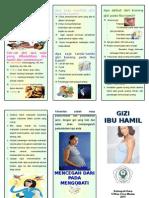 Leaflet-gizi Ibu Hamil