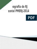 Modelo de Power point Padr+úo -Geografia Edital PMERJ-2014