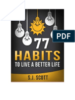 77 Good Habits