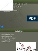7.Principles of Remote Sensing Overview