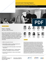 ICF Coaching Brochure
