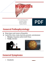 hepatitis presentation