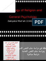 Zakiyatul Muti'Ah(13410154)