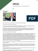 DN - Entrevista com Jerónimo de Sousa 'Ninguém esperava que o PS servisse os poderosos'
