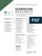 Diagnostic hipo-statural