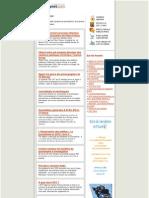 L'essentiel de la presse et des relations presse du 11 février 2010