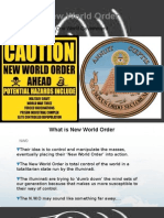 New World Order - Illuminati Control of The World