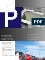 Bury FC Parking Spaces AG Brochure v6