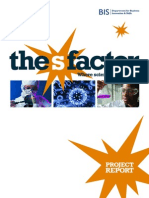 S Factor Project Report