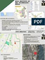 site analysis nift panchkula