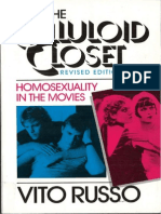 Vito Russo - The Celluloid Closet-Homosexuality in the Movies