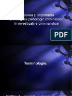 09. Noțiunea și importanța profilingului psihologic criminalistic în investigațiile criminalistice.ppt