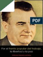 Klement Gottwald; Por el frente popular del trabajo, la libertad y la paz, 1935.pdf