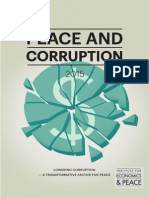 Peace and Corruption - Institute for Economics and Peace