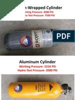 BA Cylinder