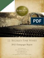 Champagne Report 2012