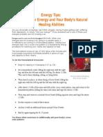 Energy Tip Homolateral
