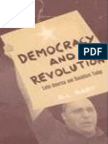 D. L. Raby Democracy and Revolution- Latin America and Socialism Today 2006