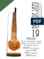 La Fragilidad, Revista Boca de Sapo, año XVI, Abril 2015