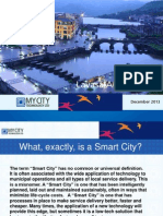 Lavasa a Smart City, Scot Wrighton, MYCity Technology Ltd