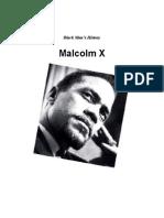 Black Man's History